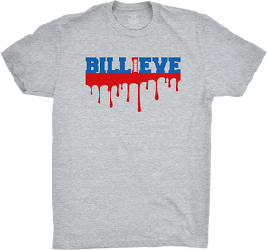 "Buffalo Vol. 1, Shirt 6: ""Billieve"""