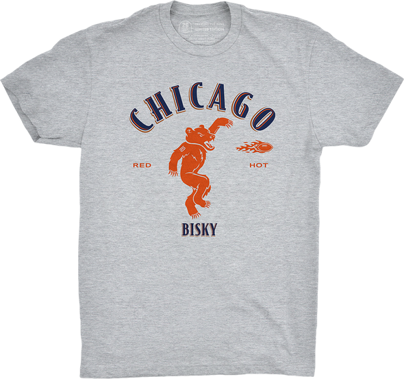 "Chicago Vol. 5, Shirt 13: ""Red Hot Bisky"""