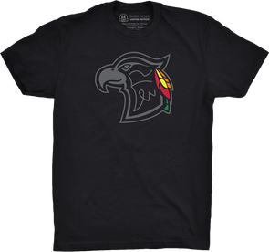 "Chicago Vol. 6, Shirt 13: ""CHI-Hawk"""