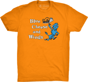 "Limited Availability: ""Blue Cheese and Wings"""