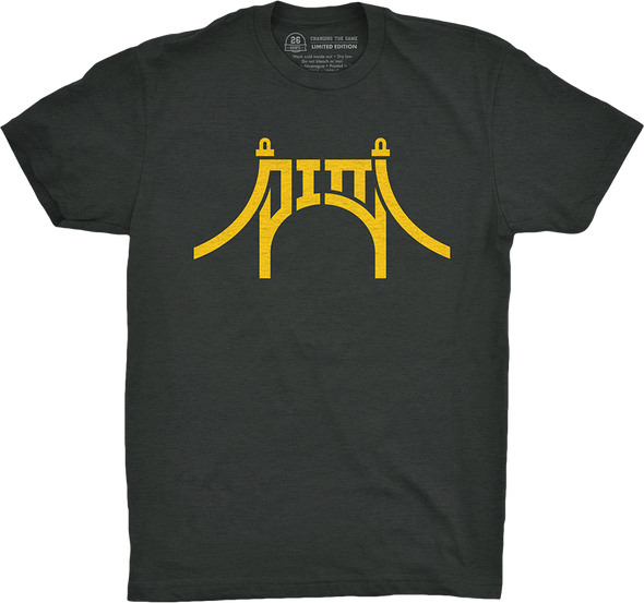 "Pittsburgh Vol. 4, Shirt 15: ""Bridges 2019"""