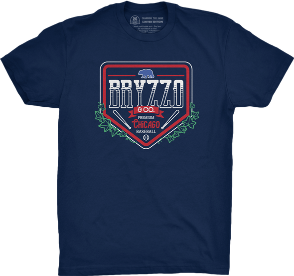 "Chicago Vol. 2, Shirt 19: ""Bryzzo & Co."""