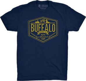 "Buffalo Vol. 3, Shirt 18: ""Buffalo Hockey Co."""