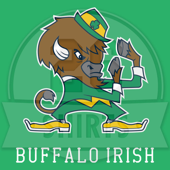 "Buffalo Comeback: ""Buffalo Irish"""