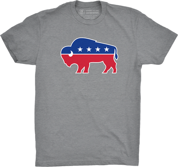 "Limited Availability: ""Buffalo Party"""