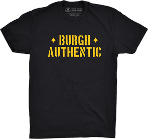 "Pittsburgh Vol. 5, Shirt 14: ""Burgh Authentic"""