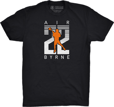 "Buffalo Vol. 5, Shirt 11: ""Air Byrne"""