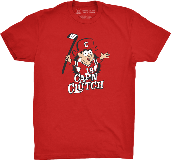 "Limited Availability: ""Cap'n Clutch"""