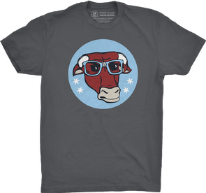 "Chicago Vol. 1, Shirt 4: ""Chicago Bull"""