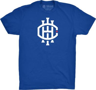 "Chicago Vol. 4, Shirt 4: ""CHI Monogram"""