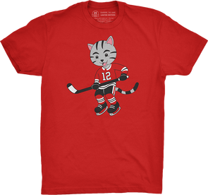 "Chicago Vol. 4, Shirt 7: ""Cat Trick"""