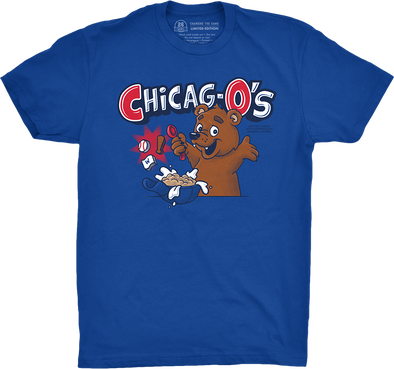 "Chicago Vol. 6, Shirt 2: ""Chicag-O's"""