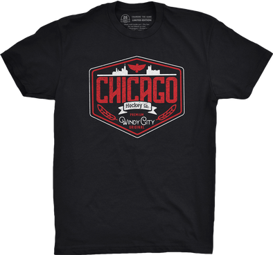 "Chicago Vol. 3, Shirt 1: ""Chicago Hockey Co."""