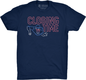"Chicago Vol. 5, Shirt 15: ""Closing Time"""
