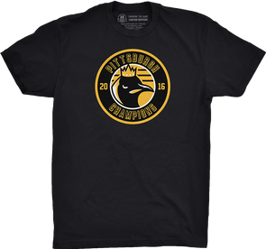 "Pittsburgh Vol. 2, Shirt 3: ""Crown 'Em"""