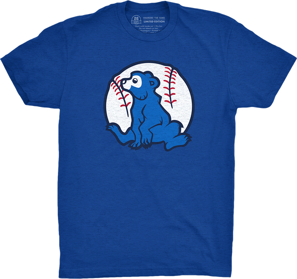 "Chicago Vol. 5, Shirt 5: ""Waiting for Baseball"""