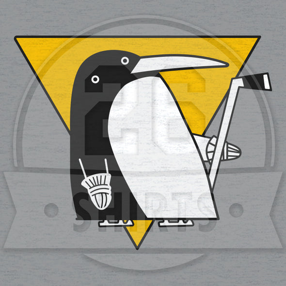 "Pittsburgh Virtual Pop-Up: ""Cubist Penguin"""