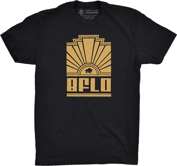 "Buffalo Vol. 7, Shirt 11: ""Deco 2020"""