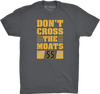 "Pittsburgh Vol. 1, Shirt 1: ""Don't Cross the Moats"""