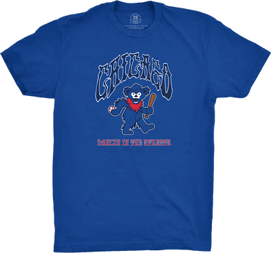 "Chicago Vol. 6, Shirt 18: ""North Side Dancing (Remix)"""