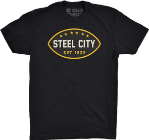 "Pittsburgh Vol. 1, Shirt 23: ""Established 1933"""