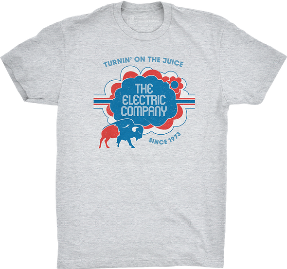 "Buffalo Vol. 2, Shirt 5: ""The Electric Company"""