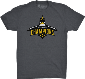 "Pittsburgh Vol. 1, Shirt 24: ""Four-Time Champs"""