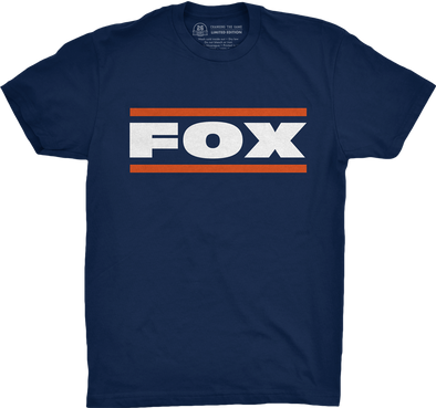 "Chicago Vol. 1, Shirt 3: ""Fox"""