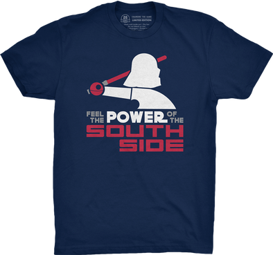 "Chicago Vol. 3, Shirt 13: ""Feel the Power"""