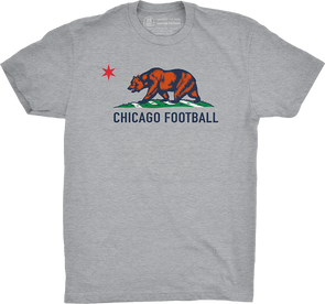 "Chicago Vol. 3, Shirt 24: ""Flag Football"""