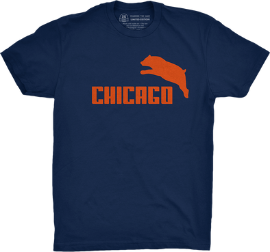 "Chicago Vol. 5, Shirt 12: ""Forever"""