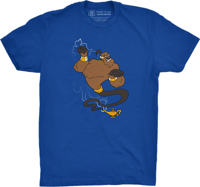 "Buffalo Vol. 6, Shirt 15: ""Bison in the Rough"""