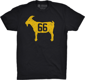 "Pittsburgh Vol. 2, Shirt 10: ""Pittsburgh's GOAT"""