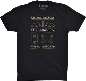 "Pittsburgh Vol. 1, Shirt 7: ""Holiday Brandy"""