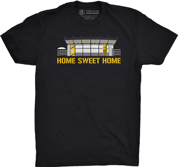"Pittsburgh Vol. 1, Shirt 6: ""Home Sweet Home"""
