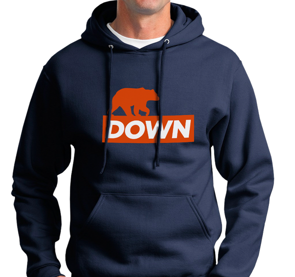 Unisex Sweatshirt Hoody, Oxford (50% Cotton, 50% polyester)