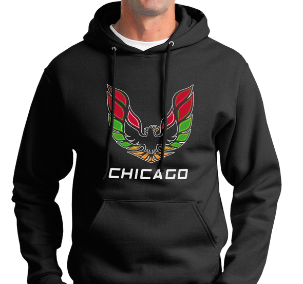 "Chicago Vol. 5, Shirt 23: ""Firehawk"""