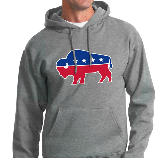 Sweatshirt Hoody, Oxford (50% cotton, 50% polyester)