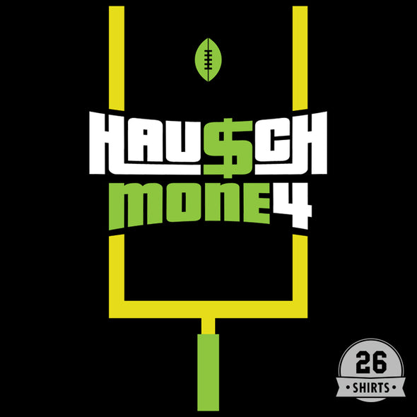 "Buffalo Vol. 5, Shirt 2: ""Hausch Money"""