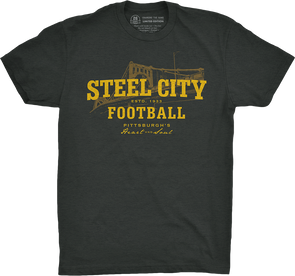 "Pittsburgh Vol. 4, Shirt 7: ""Heart and Soul"""