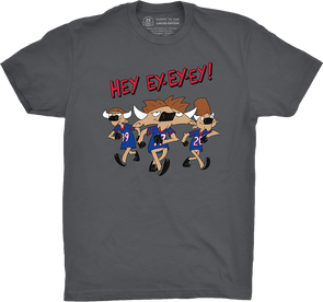 "Buffalo Vol. 7, Shirt 21: ""Hey Buffalo!"""