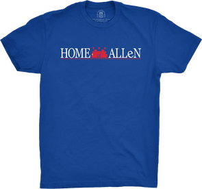 "Buffalo Vol. 8, Shirt 7: ""Home of Allen"""