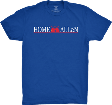 "Limited Availability: ""Home of Allen"""