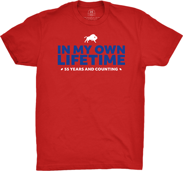 "Limited Availability: ""In My Own Lifetime"""