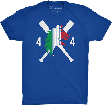 "Chicago Vol. 3, Shirt 6: ""Italian Stallion"""