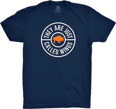 "Buffalo Vol. 8, Shirt 5: ""Just Called Wings"""