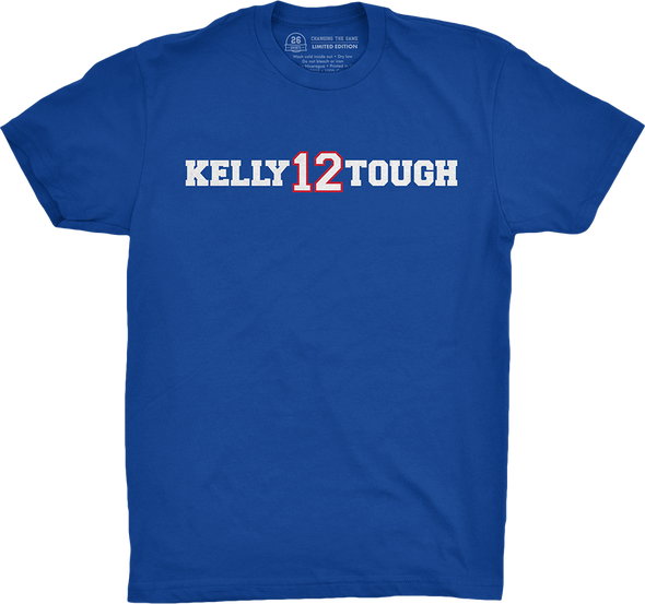 "Buffalo Vol. 5, Shirt 10: ""Kelly Tough 2018"""