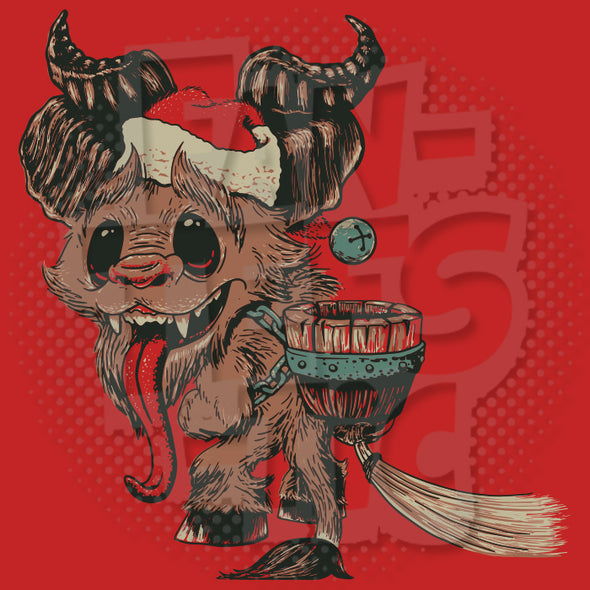 """My Little Krampus"""