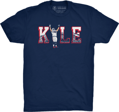 "Buffalo Vol. 5, Shirt 9: ""KYLE"""
