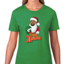 Ladies T-Shirt, Green (100% cotton)
